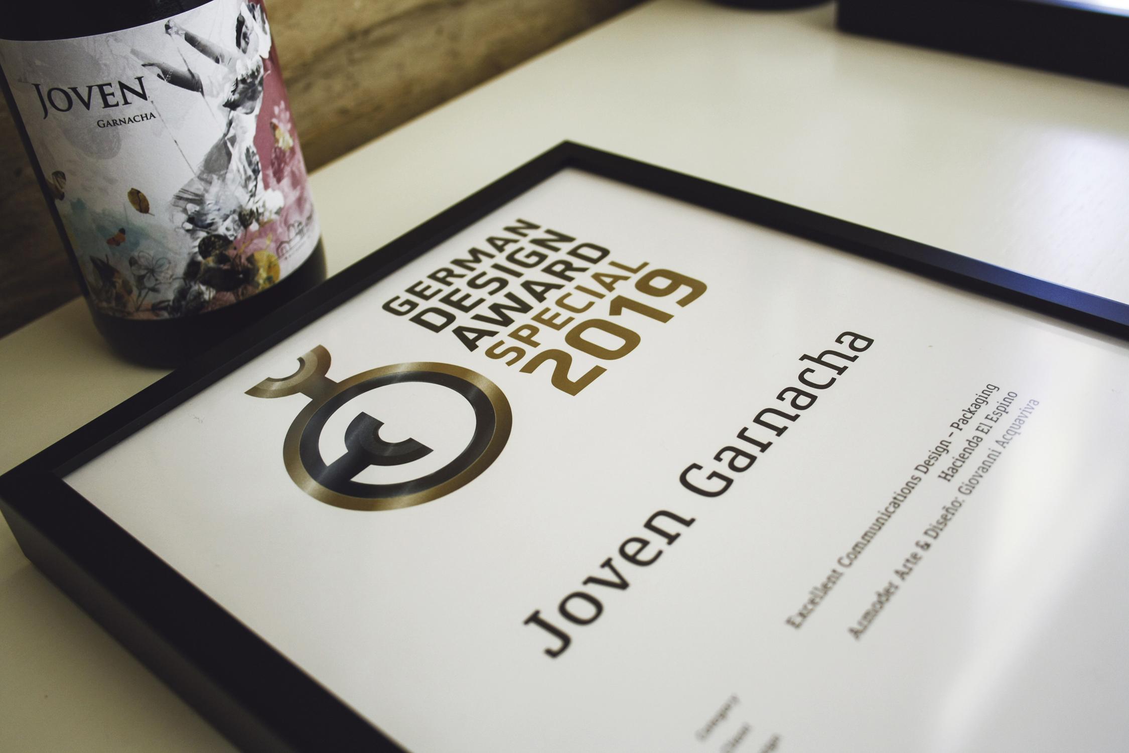 Armoder Arte y Diseño German Design Award