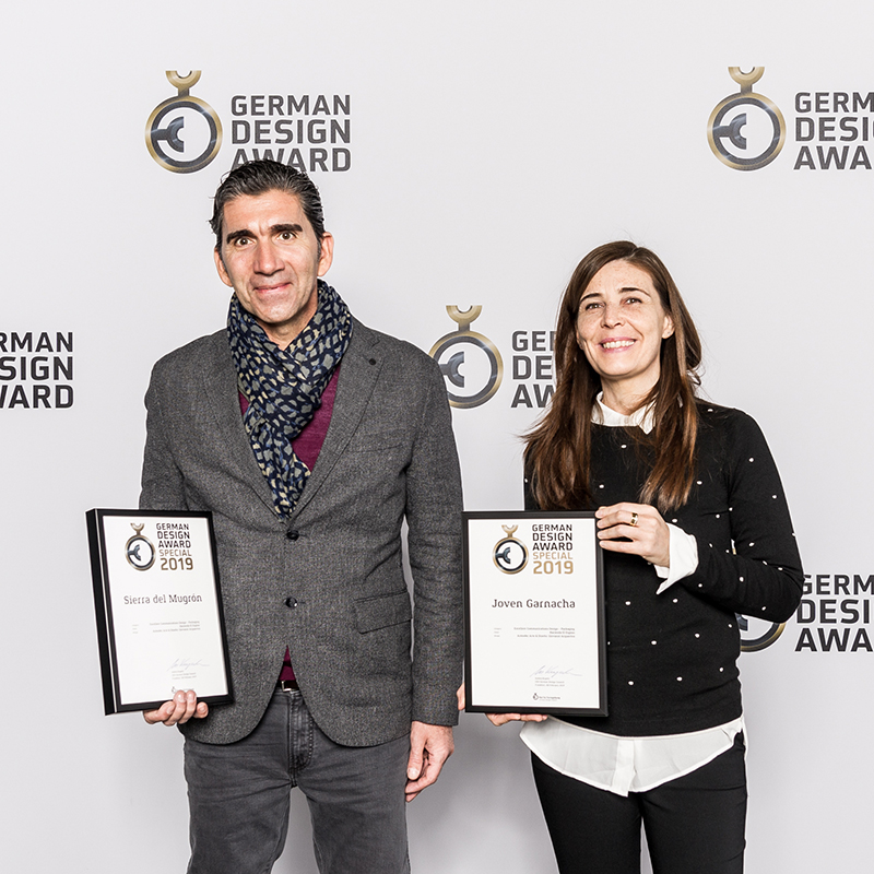 Armoder Arte y Diseño German Design Award