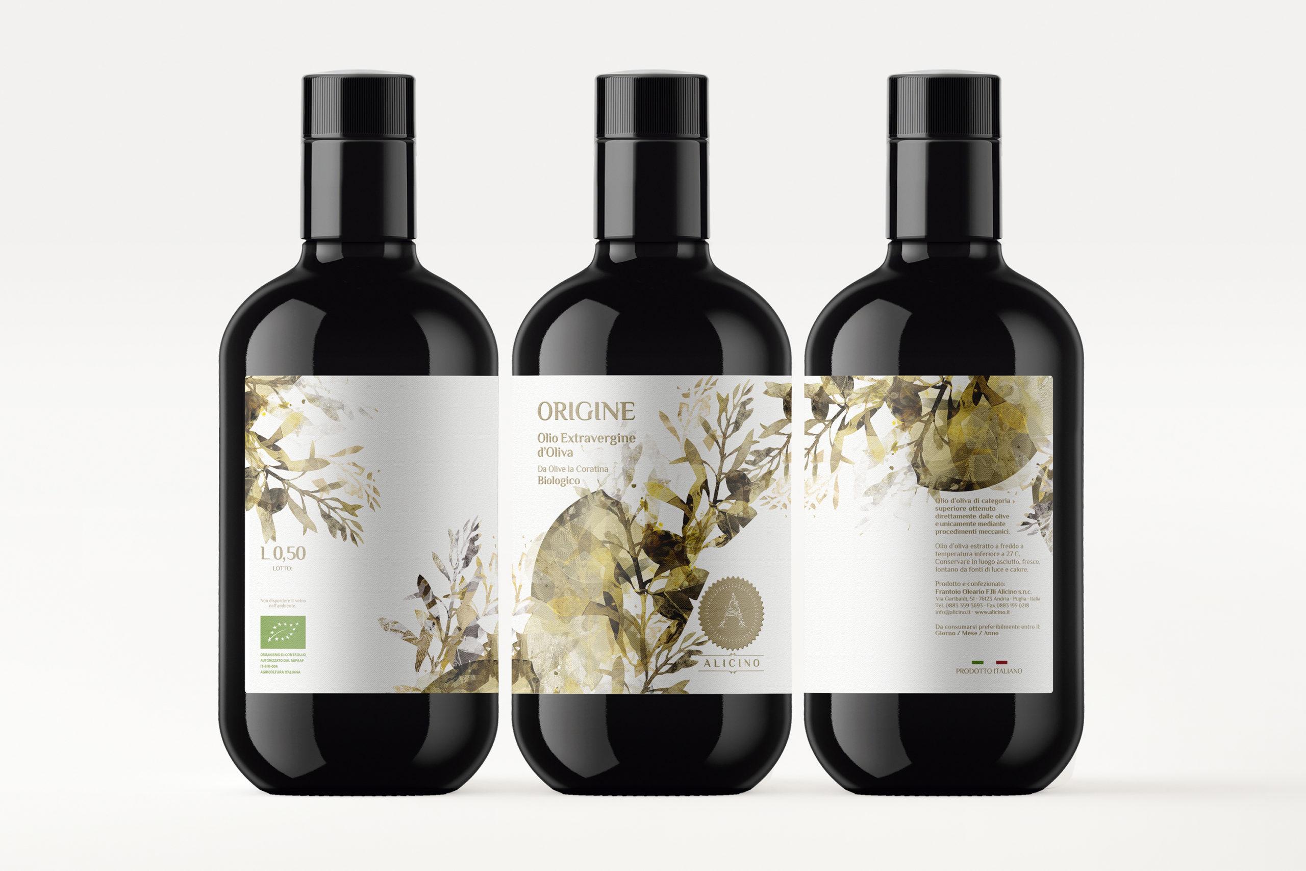 disegno etichetta olio extravergine di oliva puglia Armoder