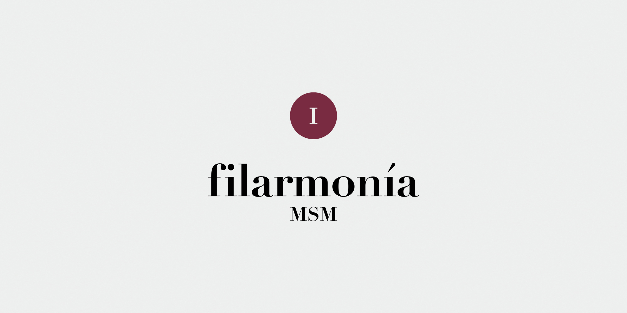 Filarmonía MSM WINE DESIGN ARMODER